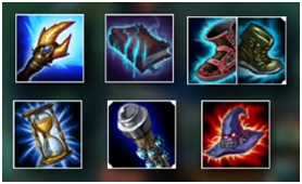 build mana friendly para zoe