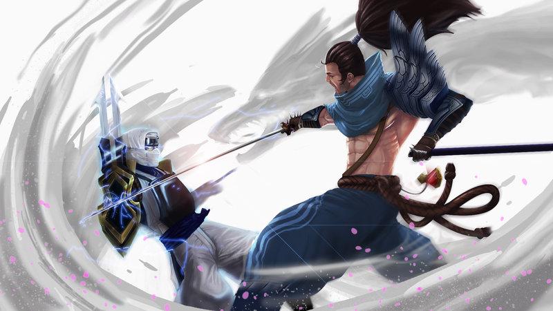Counter Yasuo: Amarás enfrentarte contra él!