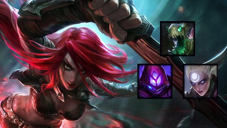 Counter Katarina: 3 campeones que pararán su ultimate de forma efectiva