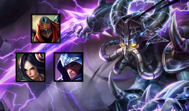 Counter Kassadin: 5 tips que evitarán que se te escape