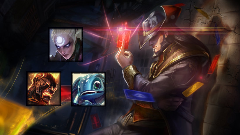 Counter Twisted Fate: cómo evitar su roaming fácilmente