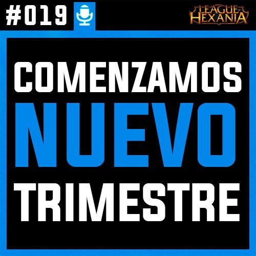 #019 - COMENZAMOS NUEVO TRIMESTRE!!!! ESTOY SUPER ILUSIONADO! ❤️️
