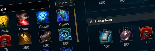 Descargar set de items para Veigar